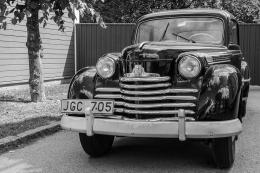 Opel Olympia Coach V