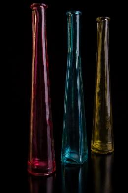 Three Vases