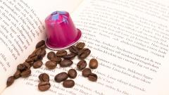 Nespresso & Book